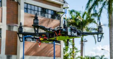 Drones invadem o mercado imobiliário