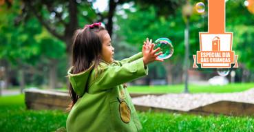 Divertidos e seguros: conheça as tendências em playgrounds