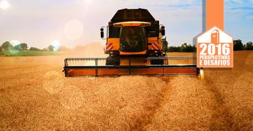 No Sul do País, agronegócio ajuda a minimizar a crise imobiliária